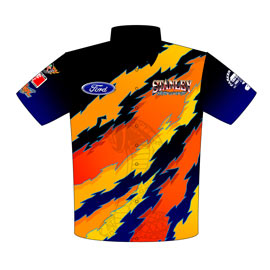 NEW!! Stanley Motorsports Racing Crew Shirts Front View