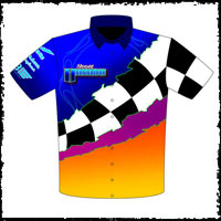 Scott Underwood Big Tire Drag Racing Crew Shirts
