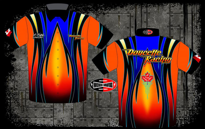 wicked grafixx custom drag racing t shirts and crew / pit shirts for all drag racing truck and tractor pulling